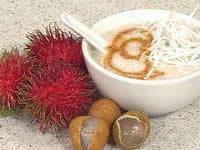 Tapioca pudding with coconut cream & vanilla - martin boetz, longrain recipe | Australian Women's Weekly