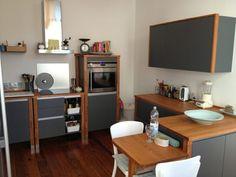 Modulküche   Zuhause Bei Kunden Modulkuchen Bloc Modulkuche Online Kaufen