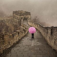 The Great Wall of China   By @joelsantosphoto #AllAbandoned by allabandoned