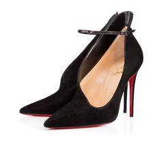 Women Shoes - Louis Woman Clair De Lune Nappa/patent - Christian ...