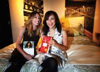 25A Magazine - Bedtime Stories with Rosie Perez and Carole Radziwill