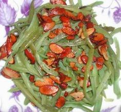 "Green Beans Almondine: ""This is such a nice and easy recipe. The lemon juice really freshened up the green beans, and the toasted almonds were a great touch."" -Morningfeather"