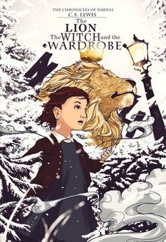 The Lion, the Witch and the Wardrobe #narnia #fanart