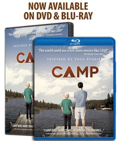 The NapTime Reviewer: CAMP - An Amazing DVD Inspired by True Stories