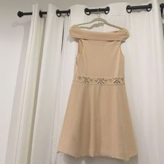 Wow couture dress Off white casual dress WOW couture Dresses Midi