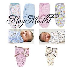 100% Cotton Brand new Baby Infant Swaddle Wrap Swaddling Blanket 0-3 Months #NOBrand