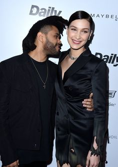 A Sweet Peek Inside The Weeknd and Bella Hadid's then Romance
