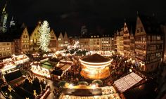 Frankfurt, Offenbach, Darmstadt und Kassel : In Hessen eröffnen die ersten Weihnachtsmärkte - Rhein-Main -
