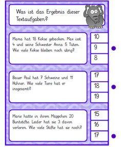 Ideenbude | Lernmaterial | Pinterest | Math, School and Math addition