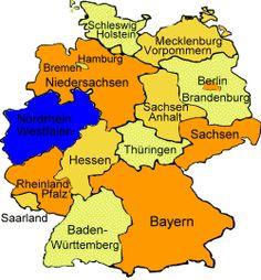 Sehenswertes Nordrhein-Westfalen - Ausflugsziele, Reiseinformationen - Freizeittipps