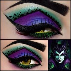 Disney Villain, Malificent, via Comic Con