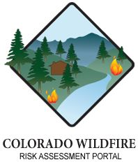 Map for where Colorado is most at risk for wildfires. Front Range, Cool Websites, Outdoor Activities, Portal, Colorado, Map, Aspen Colorado, Location Map, Maps