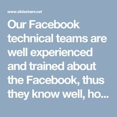 Our Facebook technical teams are well experienced and trained about the Facebook, thus they know well, how to tackle the facebook trouble without causing any loss to your facebook data. Our Facebook help service procedure is too easy, as here you can have direct interaction with the Amazon Facebook experts just by making a call on Facebook Help Number 1-877-729-6626, which is a toll free number.