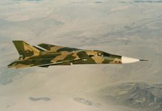 """F-111 Aardvark (via interestingengineering """"Check out the 10 fastest aircraft of all time"""")"""