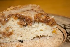 Everyday Coffee Cake (Microwave) from Food.com:   								This is a delicious and easy coffee cake that my mom used to make frequently when I was younger! It's so simple to whip it up and toss it in the microwave! I've also made this using reduced fat Bisquick, applesauce in place of the oil, and Egg Beaters in the batter to make it a little healthier, and it still tasted fabulous.