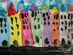 Shades and tints - mixing paints with preschool and kindergarten.  Vocab: tint - any color mixed with white; shade - any color mixed with black.