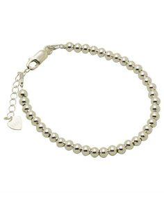 Silver bracelet 'Cute Balls' - KAYA jewellery UK