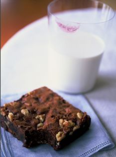 Barefoot Contessa - Recipes - Outrageous Brownies