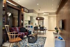 A contemporary apartment that is full of character | Home & Decor Singapore