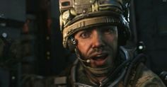 Paul Telfer as Will Irons in COD:  Advanced Warfare