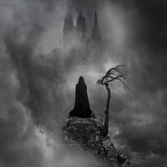 Find images and videos about dark, death and gothic on we heart it - the app to get lost in what you love. Don't Fear The Reaper, Grim Reaper, Dark Gothic, Gothic Art, Dark Fantasy Art, Dark Art, Dark Images, Gothic Images, Dark Pictures