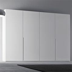 wardrobe for minimalist interior design