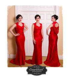 Dress by fashion designer Geraldine O'Meara in Birr. Formal Dresses, Model, Fashion Design, Dresses For Formal, Formal Gowns, Scale Model, Formal Dress, Gowns