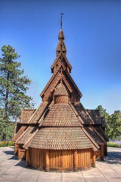 Chapel in the Hills    Chapel in the Hills, Rapid City, South Dakota