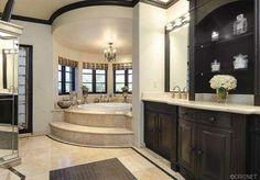 Salle de bain de khloe kadarshian