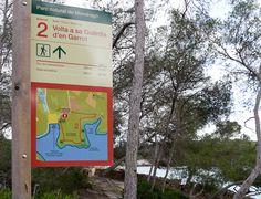Wandern im Naturpark Mondrago