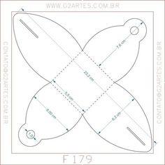 Faca Corte e Vinco - F179 - Forminha Bem Casado 5,5 x 5,5 cm