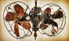 Emerson Duplex Rotary Antique Ceiling Fans, Antique Fans, Vintage Fans, Old Fan, Desk Fan, Electric Fan, Modern Fan, Emerson, Rotary