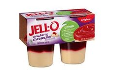 JELL-O Gelatin & Pudding Snack Cups