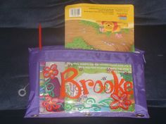 these were the goodie bags for Brooke's birthday 2011