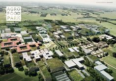 Gallery of Agro Food Park Expansion in Denmark to Combine Urbanity and Agriculture - 4