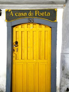 Casa do Poeta - Ouro Preto-MG