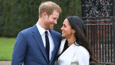 Prince Harry and Meghan Markle announced their impending nuptials on Nov. 27. The couple released official engagement photos on Thursday.