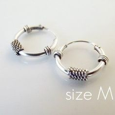 These small hoops have a removable blade insert. Sold as a single earring. Sterling Silver Hoops, Silver Hoop Earrings, Silver Necklaces, Silver Jewelry, Silver Ring, Men's Earrings, Bridal Jewelry Sets, Diamond Jewelry, Jewelry Making