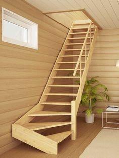 Staggering Useful Tips: Attic Storage Shelves attic floor plan.Attic Diy Walk In Closet attic door awesome.Attic Room Loft.. Attic Stairs, Basement Stairs, House Stairs, Attic Floor, Stairs To Loft, Stairs Window, Attic House, Window Seats, Attic Renovation