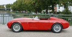 #AMW #ilike Alfa Romeo 1900 Barchetta (1953)