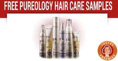 Free Pureology Hair Care Samples