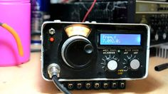Very good signal FORTY1 Home made QRP ta5co-tb5x QSO
