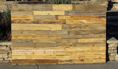 Rustic Pallet Headboard With Cubbies Queen Twin by FooFooLaLaChild