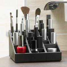 Makeup Organiser - Uniq Organizer - Modular storage solution for makeup - Indispensable pack - www.uniqorganizer.com