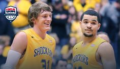 Ron Baker and Fred VanVleet
