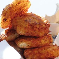 Mashed potato pancakes (latkes) - Israel News | Haaretz Daily Newspaper