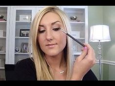 HOW TO TIGHTLINE.  I am absolutely obsessed with this eyeliner method.  Can't really describe it, just watch and be amazed.