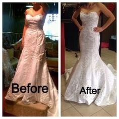 Seamstresses Are Magicians Dress AlterationsWedding DresssesStore DublinBridal