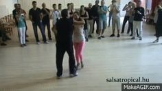 "Salsa weekend, Balatongyörök (rutin es figura ""juanito"")"