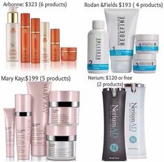 Why would you want to do 4-6 steps at night, when all you have to do is one at night, then moisturizer in the morning? Nerium yields a 30% improvement or your money back!!! Contact me, Chacha Avila de Vargas. Here's my website... check it out! www.chacha64.nerium.com